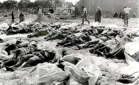 Historians debate the number of victims at Dir Yassin, some suggesting there were as many as 120, including civilians.