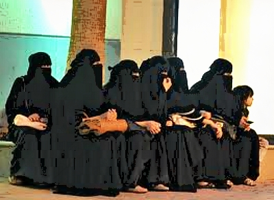 women in Saudi Arabia