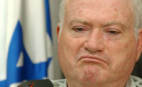 Major General Amos Gilad