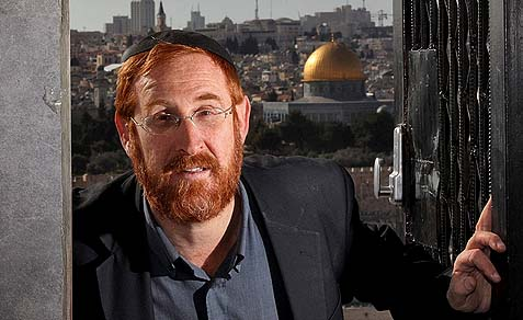 Rabbi Yehuda Glick is Chairman of the Foundation for the Heritage of the Temple Mount.