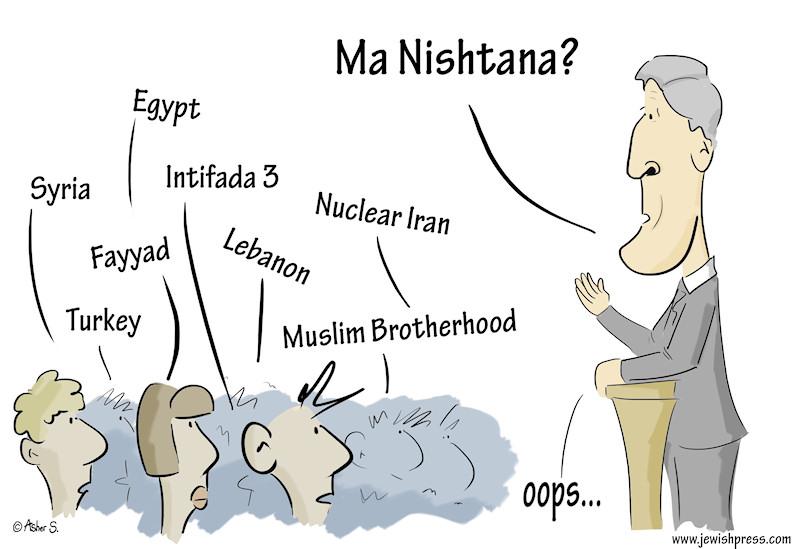 Ma Nishtana - Kerry