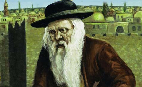 Rav Yosef Chaim Sonnenfeld, founder of the Eida HaCharedis.