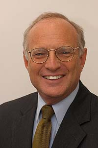 Reform Rabbi David Saperstein