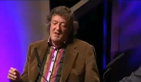 Stephen Fry on the Genome and Antisemitism