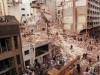 A new film on the AMIA Jewish center bombing in Buenos Aires will be partly filmed in a city reportedly infested with Hezbollah terrorists.