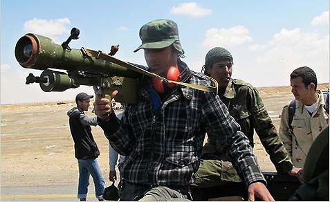 SA-7 anti-aircraft missiles - who will use them first, Al Qaeda or Hezbollah?