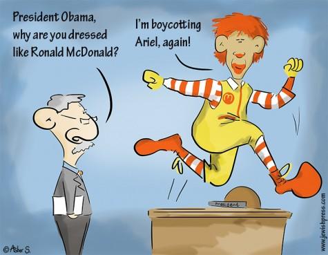 Obama McDonald
