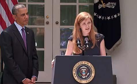 Samantha Power really cares about Israel, says Ambassador Michael Oren.
