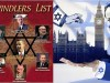 Sample anti-Semitic imagery from Mathis blog posts at VNN.