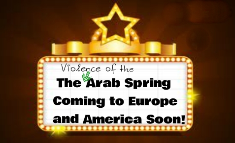 Dr. Anat Berko explains that the violence of the Arab Spring is on its way to Europe