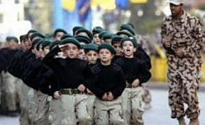The Hezbollah youth movement