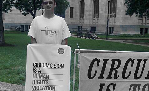 "The influential European Council is voting Tuesday on whether to define ritual circumcision a ""violation of human rights."""