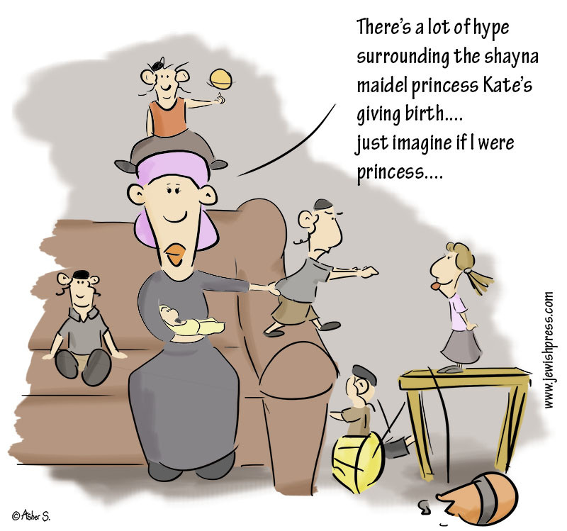 Kate's birth