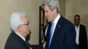 Kerry referred to the Palestinian Authority as a country, and when asked what he meant, he said,'Did I say that?'