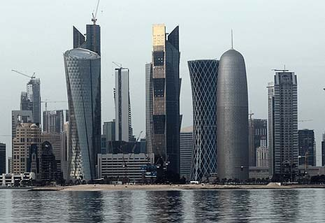 Doha, now more influential than Washington in the Middle East.