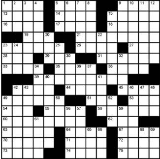 Crossword-Airlines