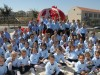 Israeli schoolgirls in Beitar Illit