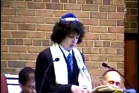 Honest Bar Mitzvah Speech