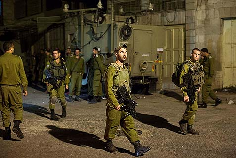 "Hebron was under siege Sunday night, following the murder of an IDF soldier by an Arab sniper in broad daylight. So far the only condemnation coming from Palestinian sources is of the ""suffering"" caused by the military siege."