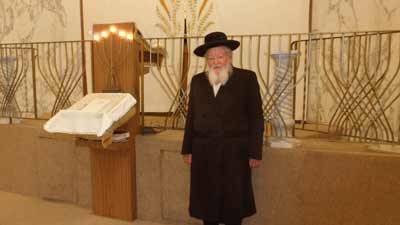 Rabbi Pinchas A. Weberman