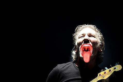 roger waters chutzpah