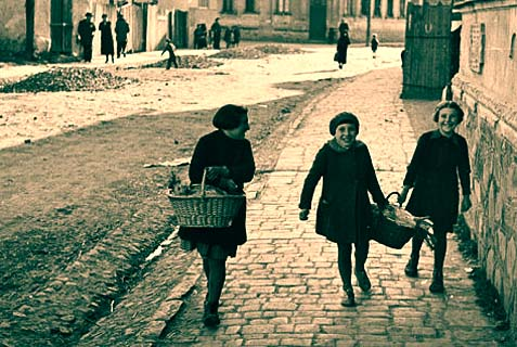 shoah children