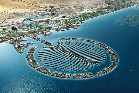 A major tourism project in Dubai -- not for gays.