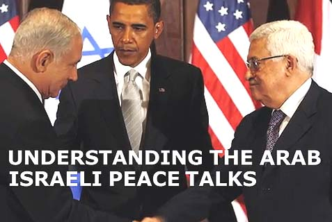 Understanding the Arab Israeli Peace Talks