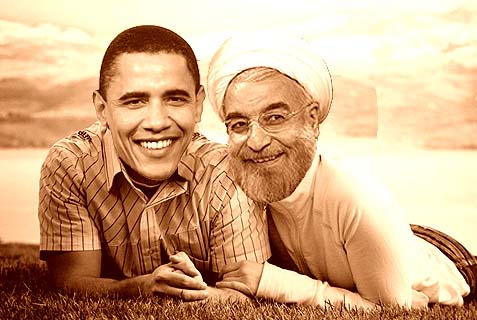 There is nothing like a smile to melt Obama administration distrust of the Arab and Persian world.