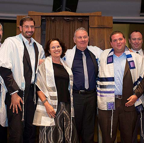 Four New Reform Rabbis Nebech