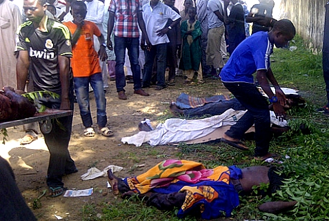 Boko Haram members gunned down nearly 50 college students and teachers in an agricultural college in Nigeria in late September, 2013
