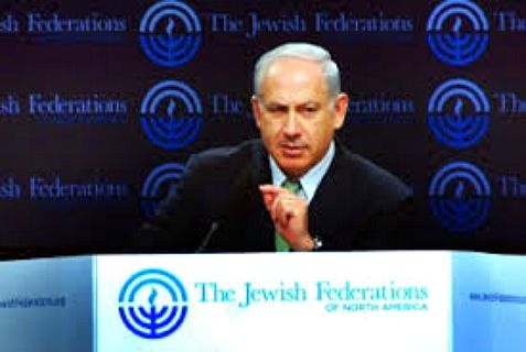 "Netanyahu calls on American Jews to stand up to Obama and voice support against a ""bad deal"" with Iran."