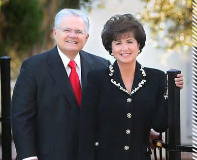 Rev. John and Diana Hagee