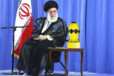 Iran's Supreme Leader Ayatollah Ali Khamenei, like his predecessor, the late Ayatollah Ruhollah Khomeini, is not only unafraid of death, he welcomes it as an expression of profound religious excellence.