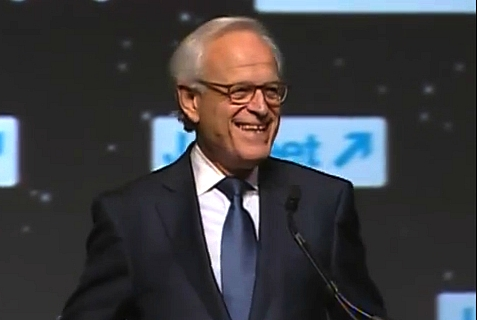 Martin S. Indyk, U.S. Special Envoy for Israeli-Palestinian Negotiations, was a headline speaker at the J Street 2013 Gala dinner