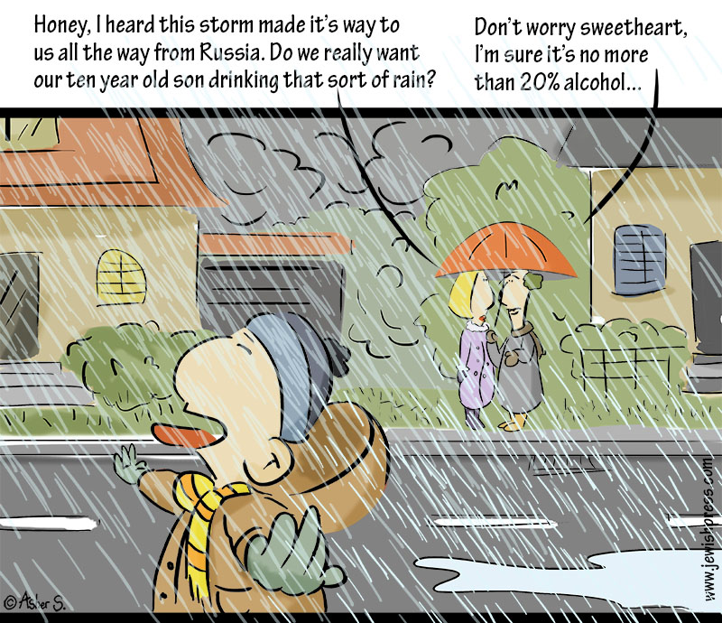 Russian Rain