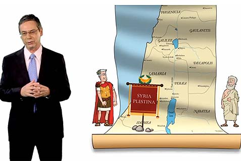 The Danny Ayalon Rebuttal video
