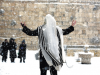 Snow at the Kotel: Jerusalem was a winter wonderland late last week as an epic storm blanketed parts of Israel.