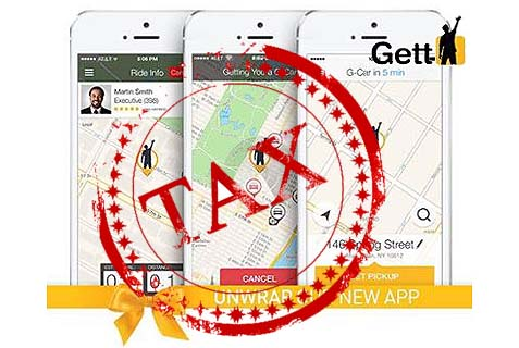 GetTaxi just got got.