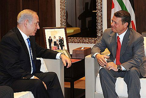 Netanyahu needs Jordan's King Abdullah more than ever now,even if it means apologizing for killing a Jordanian terrorist.