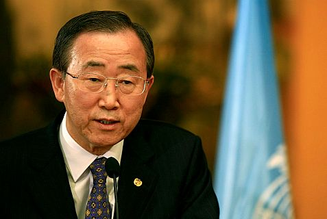 Ban Ki-Moon withdraws invitation to Iran to join Geneva II talks on peace in Syria.