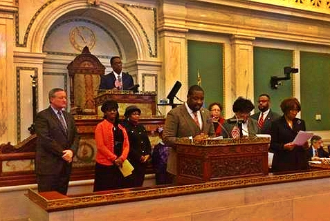 Philadelphia City Council member Kenyatta Johnson (D) introduced a resolution condemning the ASA boycott of Israeli academic institutions
