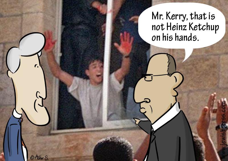 Heinz Kerry Blood