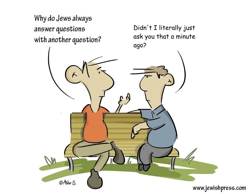 Jewish Questions