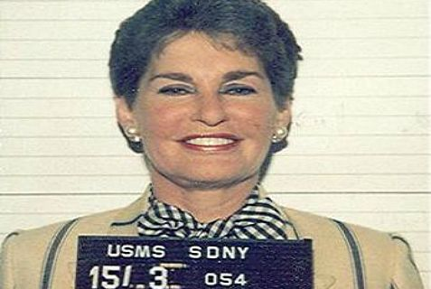 The late Leona Helmsley, after being convicted for tax evasion.