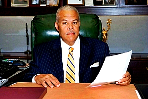 Pennsylvania state senator Anthony Williams (D)