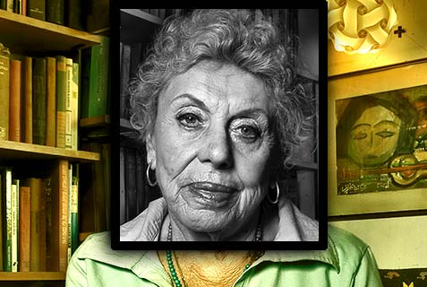 Shulamit Aloni, 1928-2014