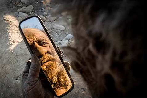 World's Dirtiest Man Is Iranian