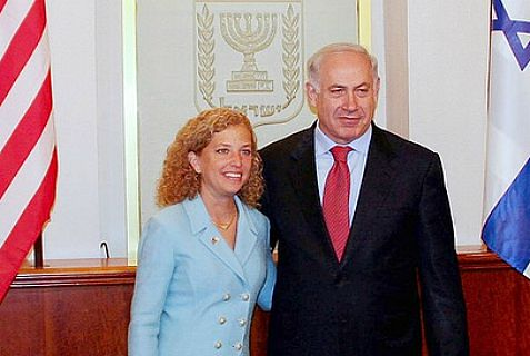 Is Rep. Debbie Wasserman Schultz still a friend of Prime Minister Netanyahu?