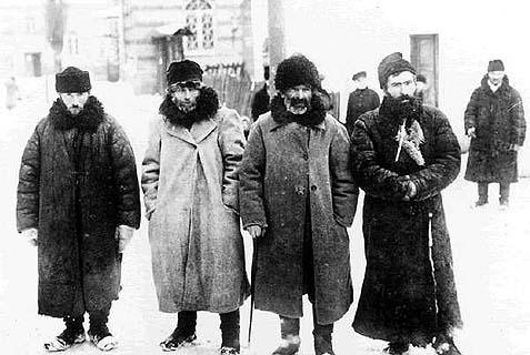 Jews in the Snow